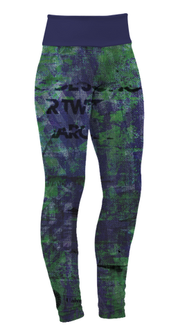 """Grunge Graf"" Leggings"