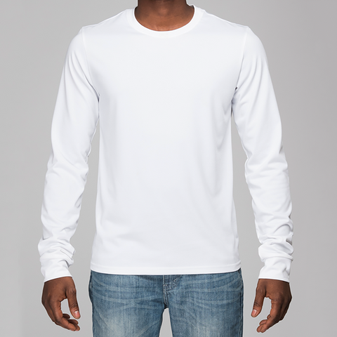 Men's Long Sleeve T-shirt - Custom