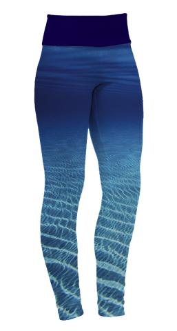 """Ocean Floor"" Leggings"