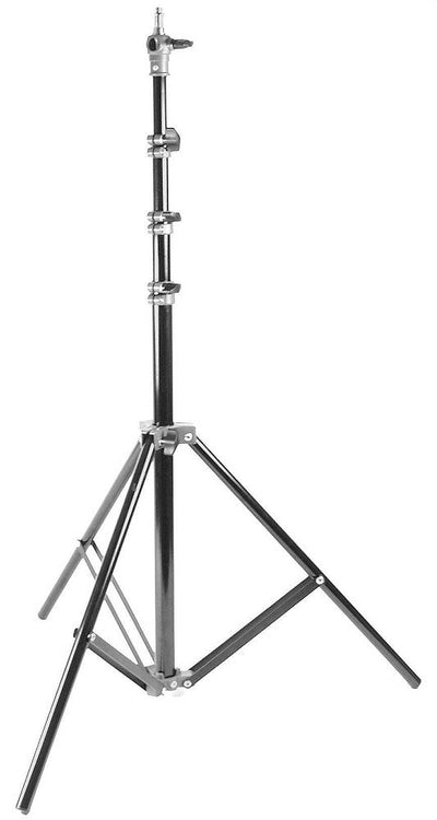 ALZO 10 Feet Air-Cushioned All Metal Light Stand