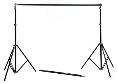 PROMARK Portable Photo Background Support with Carry Bag