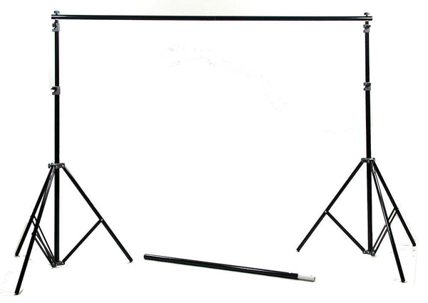 ALZO Heavy Duty Portable Photo Background Support with Carry Bag