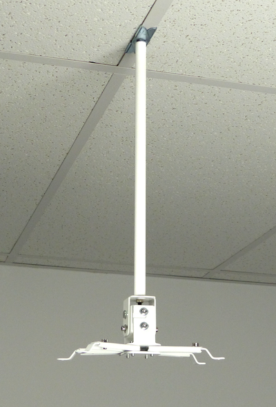 ALZO Suspended Drop Ceiling Video Projector Mount