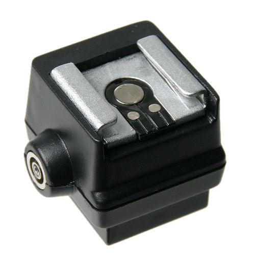 Sony Minolta Hot Shoe PC Adapter