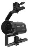 ALZO Upright Camera Ceiling Mount with camcorder