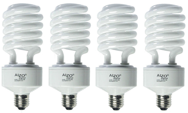 ALZO 45W CFL Video-Lux® Photo Light Bulb