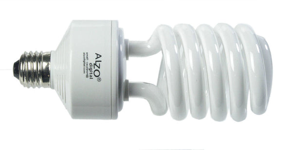 ALZO 45W CFL Video-Lux® Photo Light Bulb 3200K, 2800 Lumens, 220V