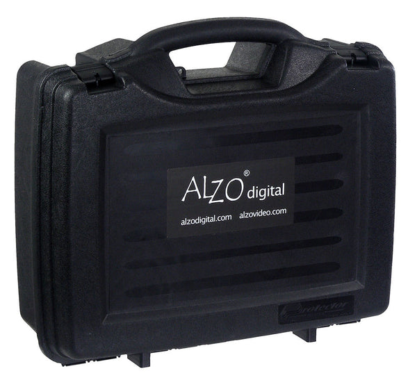 ALZO Equipment Camera Case 15 x 10.5 x 5 Inches