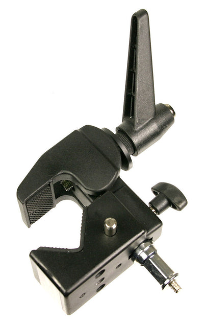 Super Clamp with 5/8 Light Mount Stud
