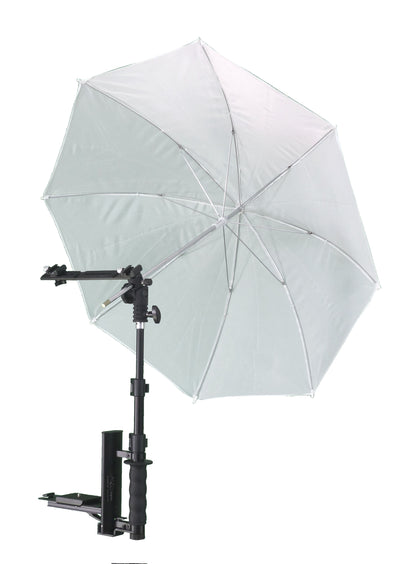 ALZO Flip Flash Bracket Umbrella Kit with Horizontal Bar