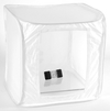 ALZO Clear Small Riser Photo Platform 11 x 11 Inches for Shadowless Product Photography in tent