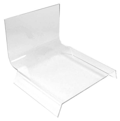 ALZO Clear Small Riser Photo Platform 11 x 11 Inches for Shadowless Product Photography