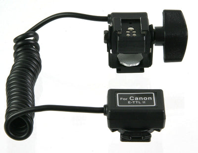 ALZO Off Camera Sync Cord for Canon EOS ETTL