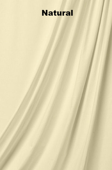 Photo Backdrop Muslin Fabric Solid Color cream