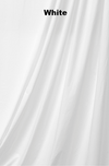 Photo Backdrop Muslin Fabric Solid Color white
