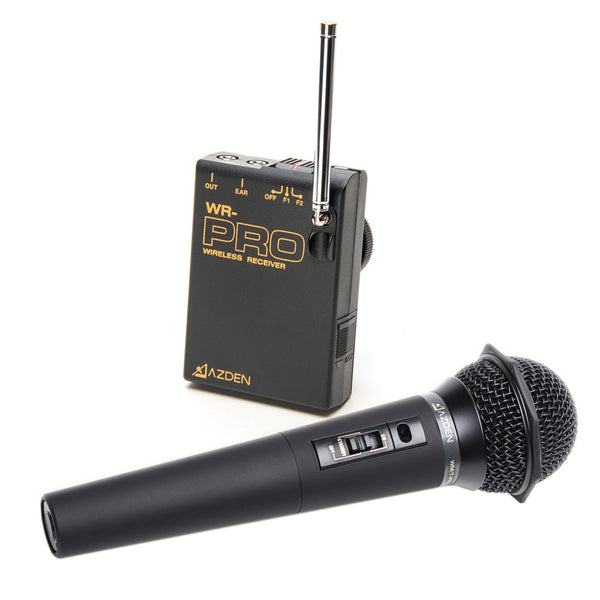 AZDEN Wireless Mono HH-Microphone