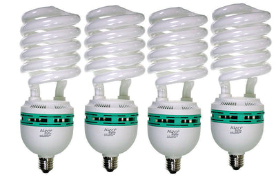 ALZO 85W Joyous Light® Full Spectrum CFL Light Bulb 5500K