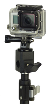 ALZO Suspended Drop Ceiling Action Camera Mount for GoPro on light stand