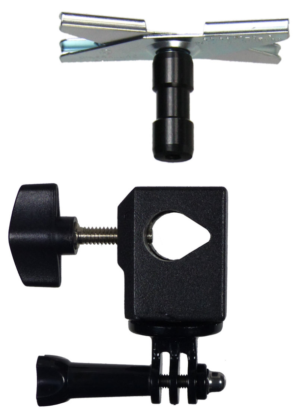 Alzo Suspended Drop Ceiling Action Camera Mount For Gopro And Others Alzo Digital