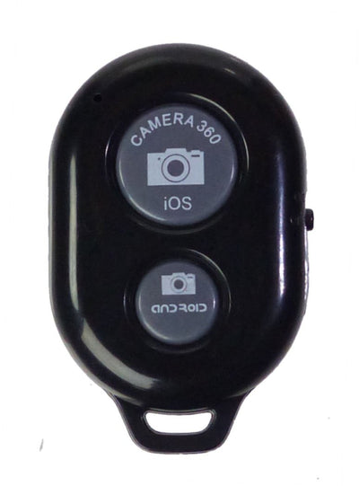 Bluetooth Wireless Shutter Release for iPhone and Android Smartphones