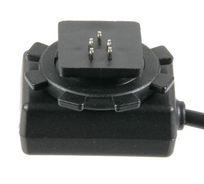 ALZO ETTL and Wireless Dual Hot Shoe Cord for Canon Cameras pin connectors