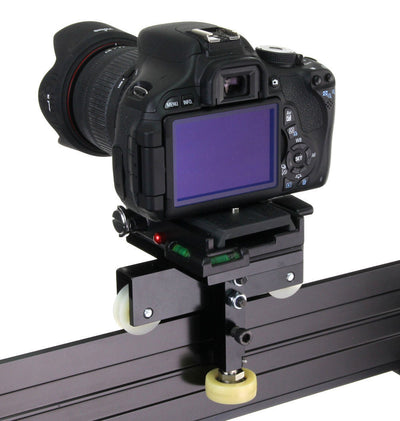 ALZO Smoothy Radius and Linear Curved Camera Slider