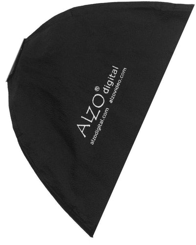 ALZO Softbox 24 Inches x 36 Inches with Honeycomb side view