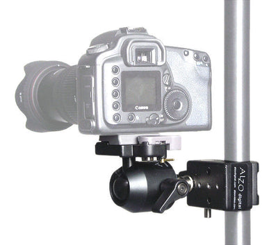 ALZO Ball Head Camera Support with Super Clamp