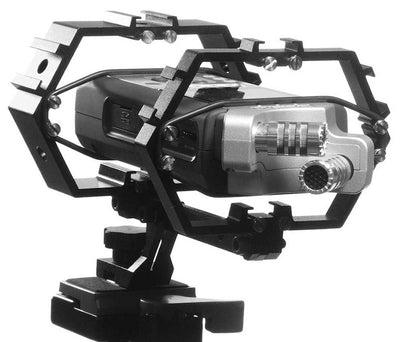 ALZO Shock Multi-Mount for Audio Recorders and Shotgun Microphones Plus Gear with audio recorder