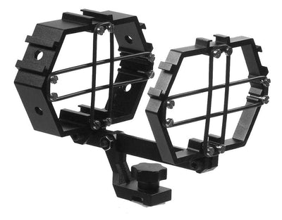 ALZO Shock Multi-Mount for Audio Recorders and Shotgun Microphones Plus Gear