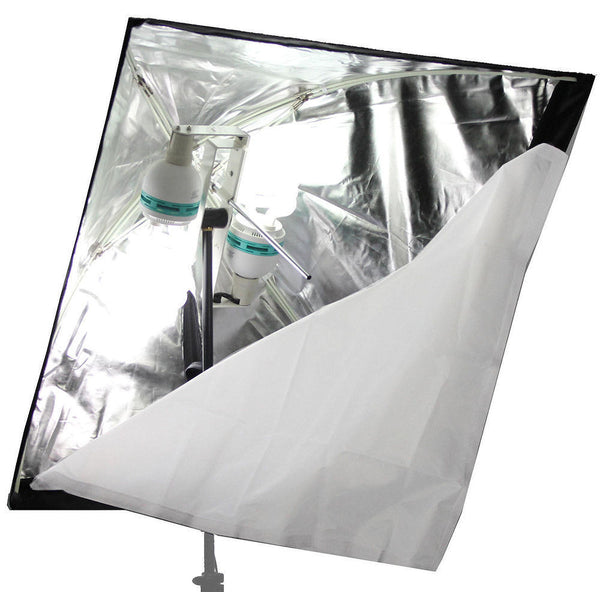 ALZO 200 CFL Economy Softbox Video Light 5600K