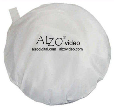 ALZO Drum Overhead Light Diffuser only with Zipper Jacket