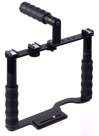 ALZO Transformer DSLR Rig, Handle and Extenders Kit - Factory Refurbished