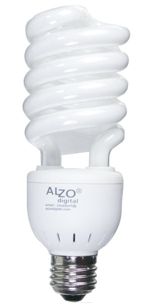 ALZO 15W CFL Video-Lux® Photo Light Bulb 3200K