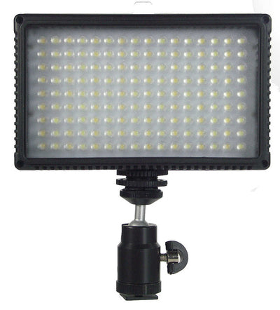 ALZO 792 Bi-Color Adjustable Very Bright LED On-Camera Video Light Power Kit