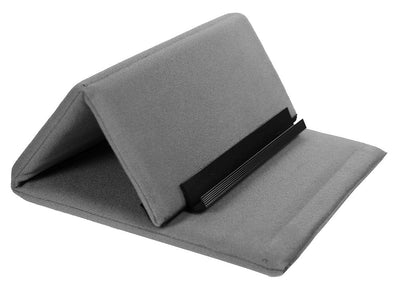ALZO Multi-Angle Tablet Stand Lounger and Dock Cradle with Case for E-Readers and Phones