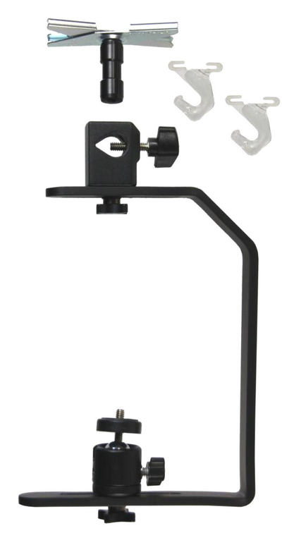 ALZO Suspended Drop Ceiling Upright Camera Mount with hooks