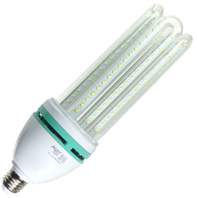 ALZO LED China ball overhead light 26 ft switched cord - Double
