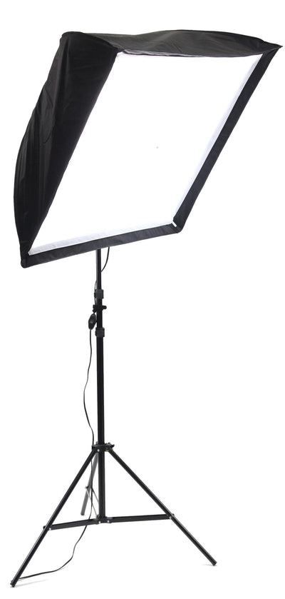 ALZO 200 LED Umbrella Softbox Light 5500K with Stand