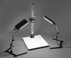 ALZO 100 LED Macro Studio Tabletop Product Photography Kit