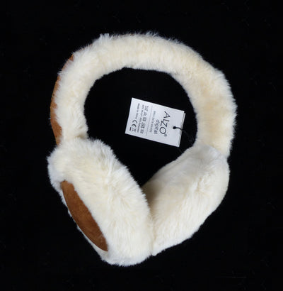 Bluetooth Earmuff Headphones Fashion Accessory side view