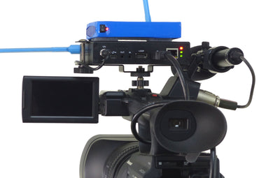 ALZO Newtek Connect Spark Mount for Video Camera or Rig on camera front