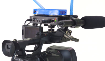 ALZO Newtek Connect Spark Mount with Li-ion Rechargeable Battery horizontal mount