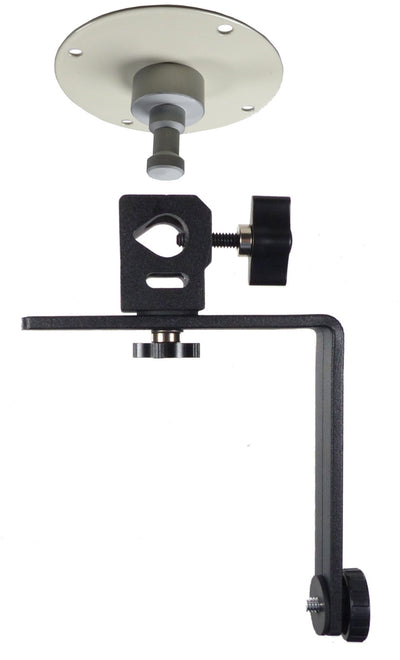 ALZO Face Down Camera Screw to Ceiling Mount L-Bracket