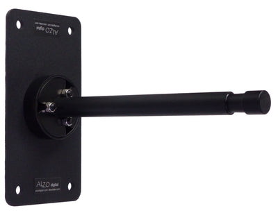 Wall-Mounted Camera Support with Ball Head straight pin