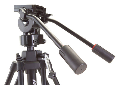 ALZO ProPod V Fluid Pan Head Video Tripod arms