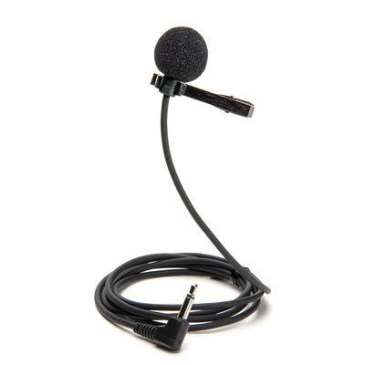 AZDEN Omni-Directional Lapel Lavalier Microphone with TS connector