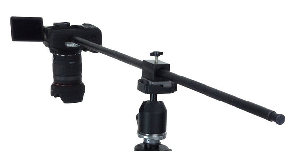 ALZO Horizontal Camera Mount with camera