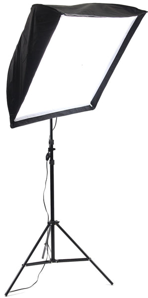 ALZO 200 CFL Umbrella Softbox Light front view