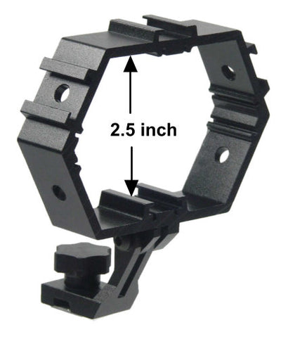 ALZO Multi-Mount® for Attaching Video Gear inside clearing